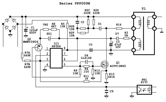 HP3D6