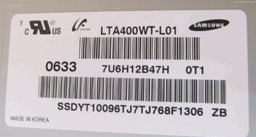 LTA400WT-L01
