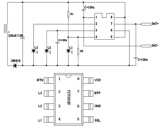 TC3582B