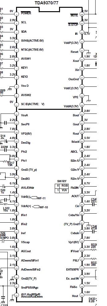 TDA9377PS/N3/A